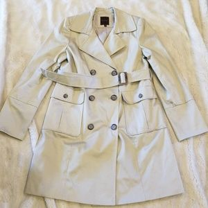 Limited Trench Coat